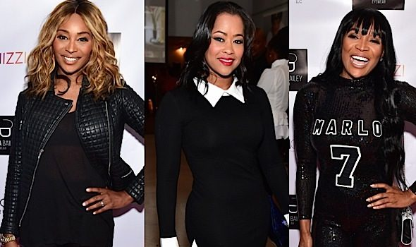 Cynthia Bailey Hosts RHOA Viewing Party: Lisa Wu, Marlo Hampton, Nicci Gilbert Attend [Photos]