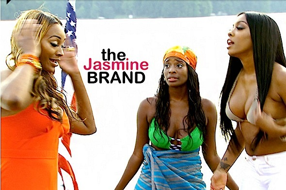 Porsha Williams Tweets About Physical Fight With Cynthia Bailey: I can't be the punching bag! [VIDEO]