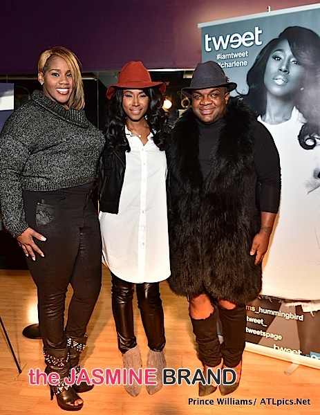 Tweet Hosts Album Listening Party: Kelly Price, Andrea Kelly, Keith Robinson Attend [Photos]