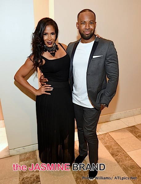 Sheree Whitfield, Carlos King