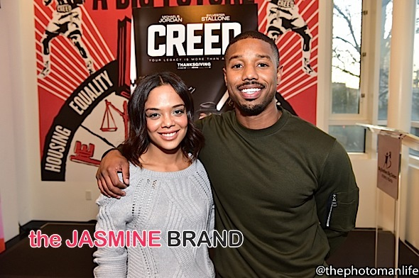 Michael B. Jordan, Tessa Thompson & Ryan Coogler Honor Big Brothers Big Sisters of Atlanta [Photos]