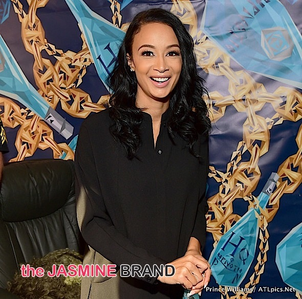 Reality Star Draya Michele in ATL [Spotted. Stalked. Scene.]