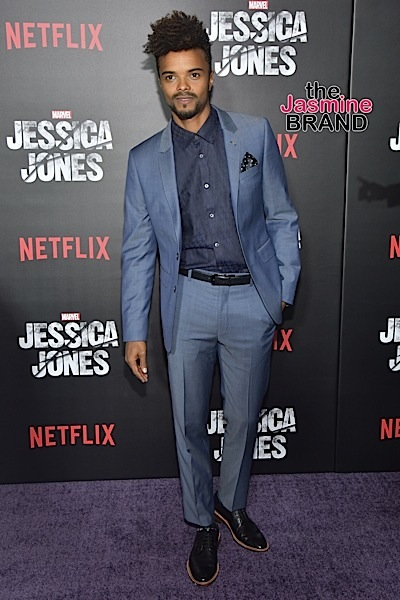 """Jessica Jones"" Series Premiere - Arrivals"