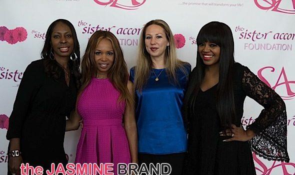 Sister Accord Awards Honor Wendy Raquel Robinson, Elise Neal, Bresha Webb & More! [Photos]