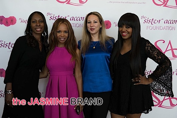 Sister Accord Awards Honor Wendy Raquel Robinson, Elise Neal, Bresha Webb & More! [Photos]