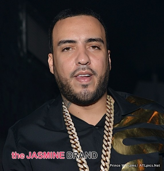 French Montana Pulled Over By Police, Tells Officers: 'Black Lives Matter' - French Montana