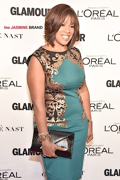 Gayle King Currently Brings In $5.5 Million At CBS, In Talks To Ink New Multi-Million Dollar Deal