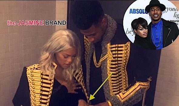 Teyana Taylor & Iman Shumpert Are Engaged! [Photos]