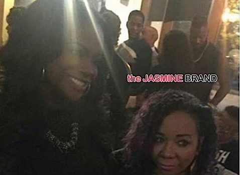 Is Tameka 'Tiny' Harris Pregnant? [Ovary Hustlin']