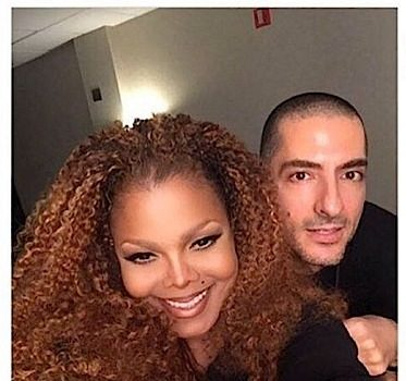 Janet Jackson Splits From Husband