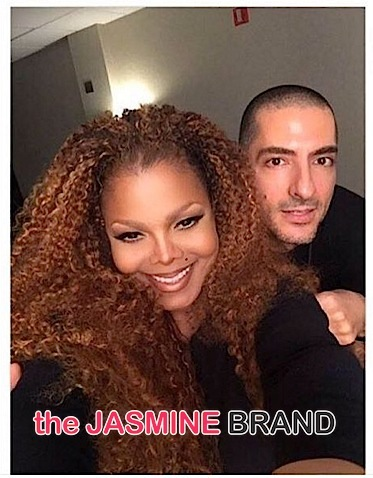 Janet Jackson's Husband Posts Message Amidst Split