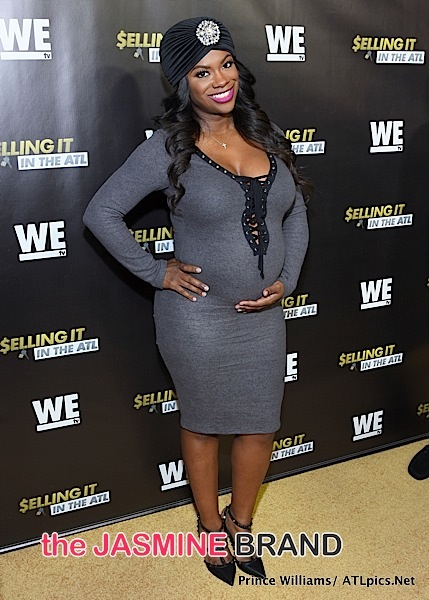 'I wanted something unique': Kandi Burruss Reveals Son's Name