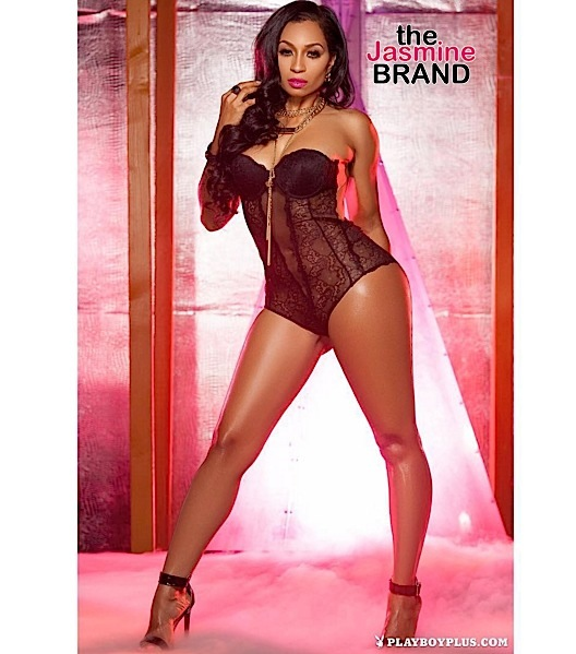 Karlie Redd Playboy-the jasmine brand