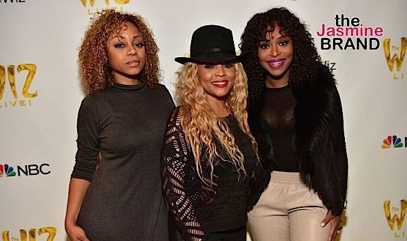 Quad Webb-Lunceford, Dr. Heavenly, Shamea Morton, LaTavia Roberson, Gocha Hawkins Give Back To Girls With Salon Take-Over [Photos]