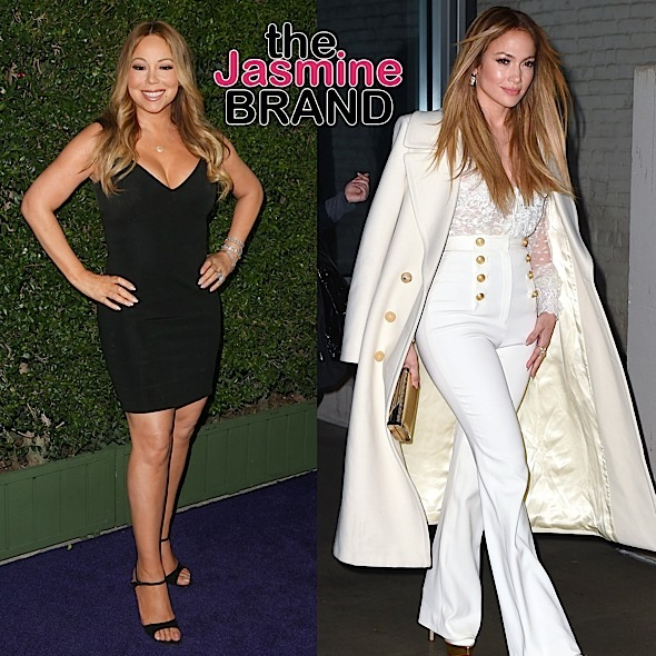 Who ARE You? Mariah Carey Still Doesn't Know Who J.Lo Is [VIDEO]
