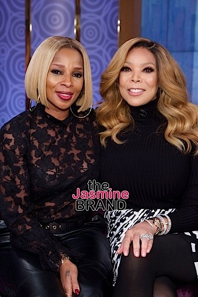 Mary J. Blige, Wendy Williams