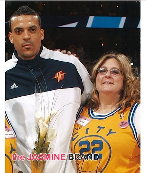 Matt Barnes Remembers Late Mother-the jasmine brand