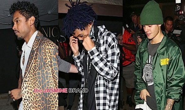 Willow Smith, Tyga, Kim Kardashian, Miguel Spotted At The Nice Guy [Photos]