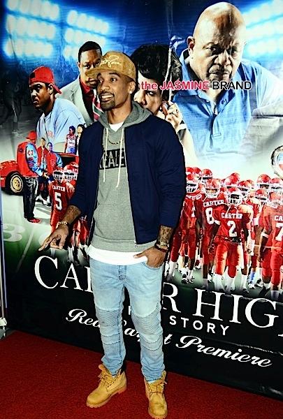 """Carter High"" Los Angeles Premiere - Arrivals"
