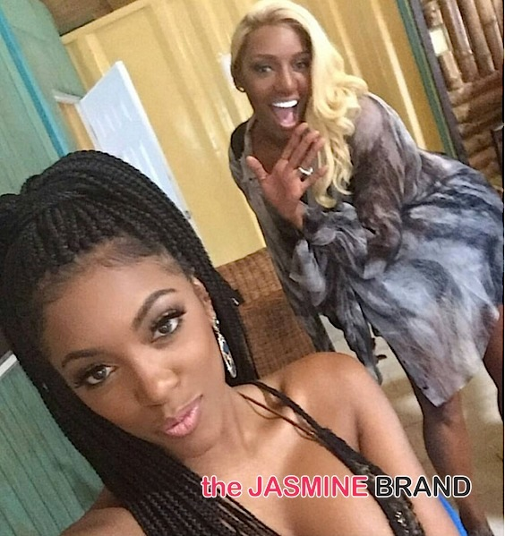 RHOA's Porsha Williams Claims NeNe Leakes Sent Her A Cease & Desist