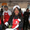 79th Annual Los Angeles Mission Thanksgiving Meal for the Homeless
