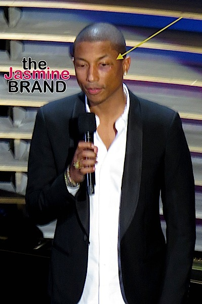 (UPDATE) Jay Z Did NOT Black Pharrell Williams' Eye: Find Out What REALLY Happened!