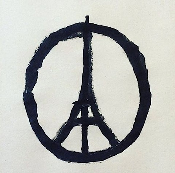 Celebs Pour Out Prayers After 128 People Killed In Paris Attacks #PrayForParis