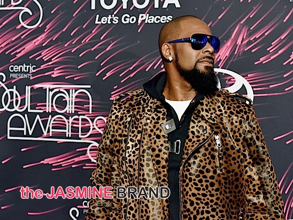 (EXCLUSIVE) R.Kelly – IRS Demands Singer Pay $223k in Back Taxes ASAP!