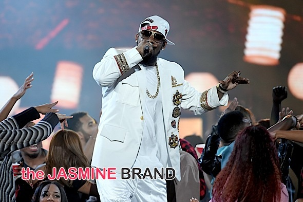R.Kelly – Lifetime Prepping Docu Series & Movie Based On Singer's Alleged Abuse
