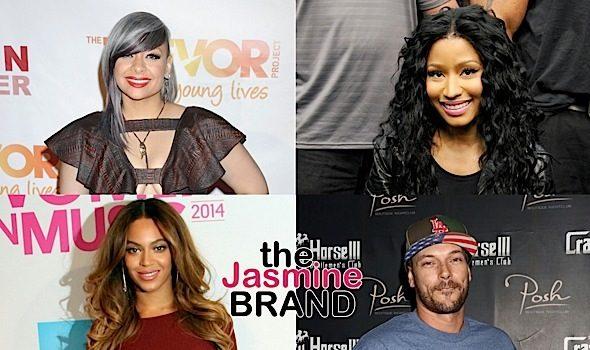 Raven Symone Denies Shading Nicki Minaj, Tank Slams 'AMA's' + Beyonce Accused of Botox