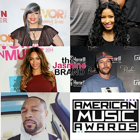 Raven Symone Denies Shading Nicki Minaj, Tank Slams 'AMA's' + Beyonce Accused of Botox