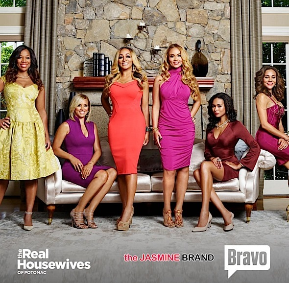 Real Housewives of Potomac-the jasmine brand