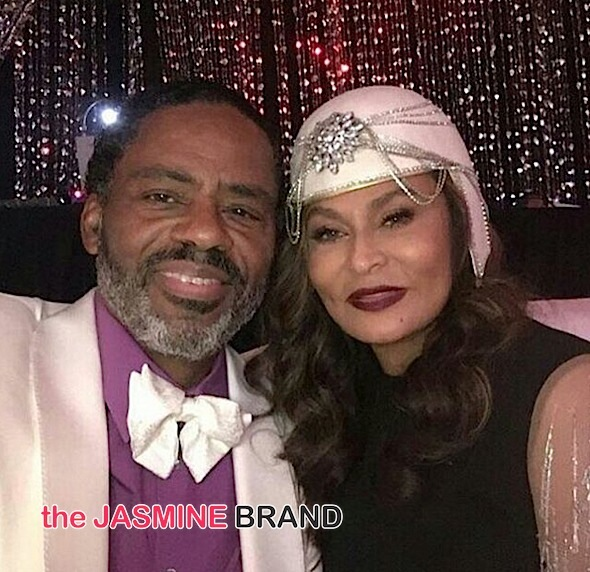 Richard Lawson-Tina Knowles-Kris Jenner Bday-the jasmine brand