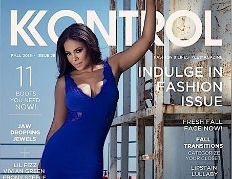 Sanaa Lathan Shoots Down 'Love & Basketball' Sequel + See Her Kontrol Cover!