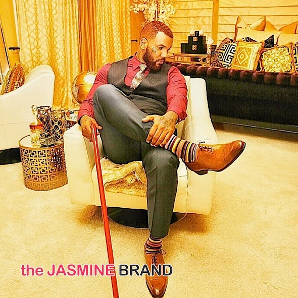 The Game (as Jidenna)