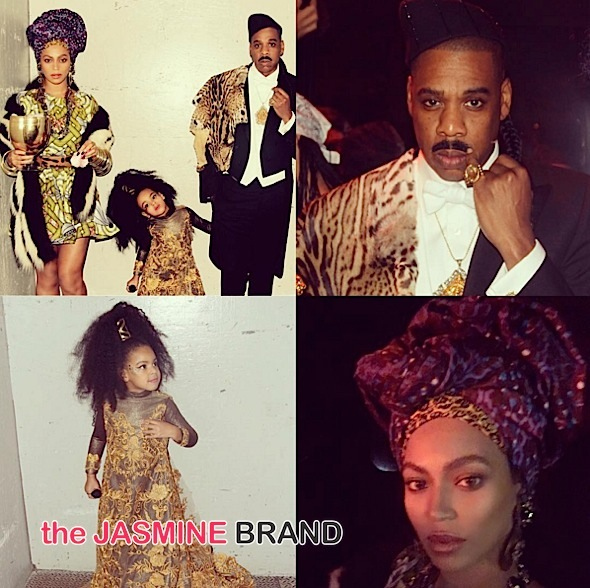 A Closer Look At The Carter's 'Coming to America' [Photos]