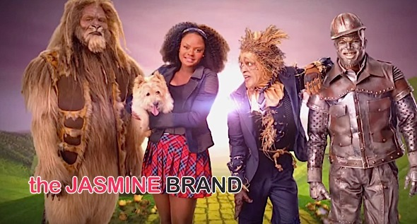 See 'The Wiz Live!' Trailer Starring Shanice Williams, NeYo & David Alan Grier