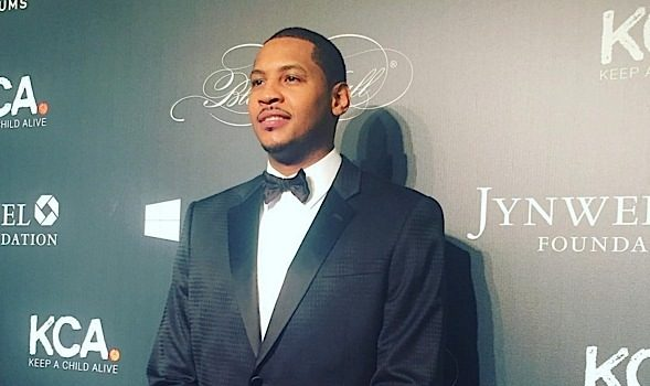 Carmelo Anthony Prepping Reality Show