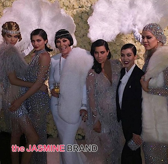 Kendall Jenner, Kylie Jenner, Kris Jenner, Kim Kardashian, Kourtney Kardashian, Khole Kardashian