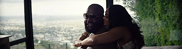 Lira Galore Stars in Rick Ross' New Video 'Sorry' feat. Chris Brown [WATCH]