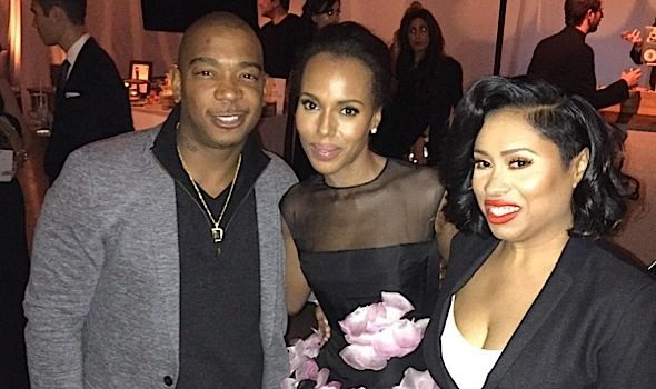 Kerry Washington, Russell Simmons, Kelly Rowland, Kourtney Kardashian Hit 'Baby to Baby' Gala [Photos]