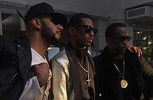Rapper Fabolous Celebrates B-Day in NYC: Diddy, Faith Evans, Lil Mo, 112 Perform [Photos]