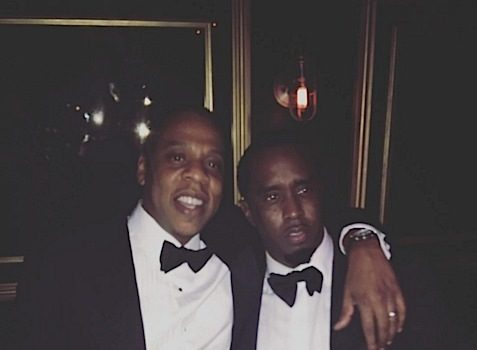 Diddy & Ron Burkle Host Massive B-Day Bash: Jay Z, Kanye West, Sanaa Lathan, Amber Rose, Al Sharpton Attend