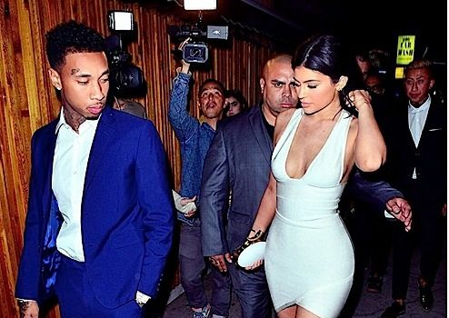 What Split??!! Kylie Jenner Says She's Marrying Tyga [VIDEO]