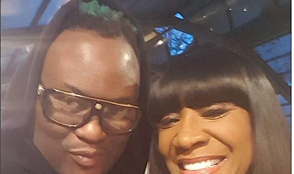 Patti Labelle Spends Holiday With 'Patti Pie' Viral Sensation + Sings A Duet!