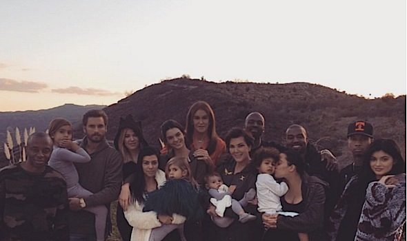 Look! Celebrity Thanksgiving Photos: Rihanna, Kim Kardashian, Oprah, Diddy, J.Lo