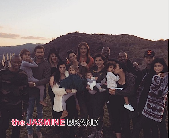 Kardashian & Jenner family