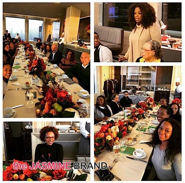 Oprah Winfrey, Stedman Graham, Gayle King,