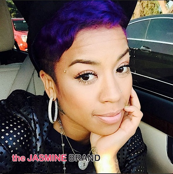 Keyshia Cole May Have Just Announced She's Pregnant