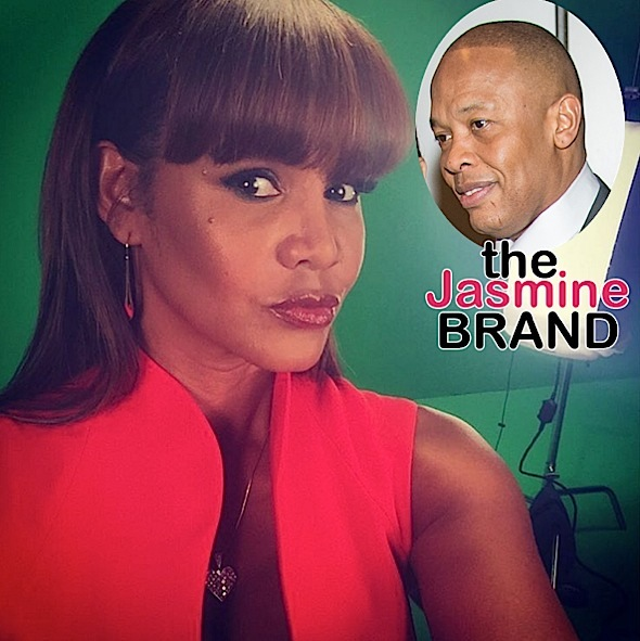 Newbie Reality Star, Gwen Boyd Moss, Claims Dr. Dre Secretly Fathered Child